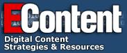 Econtent Magazine Logo