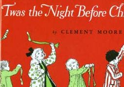 The Night Before a Copyright Christmas Image