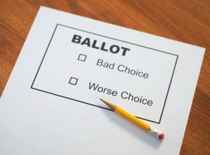 Ballot Image Sample