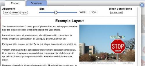 Wylio Example Image