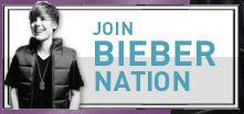 Join Bieber Nation Image