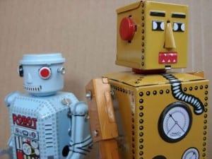 Diversity Robots Image
