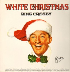 white christmas bing crosby image - White Christmas Song