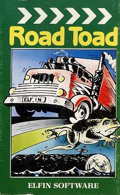 Road Toad Cover