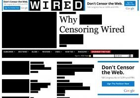 Wired Blackout