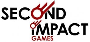 Second Impact Games Logo