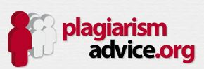 Plagiarism Advice Logo