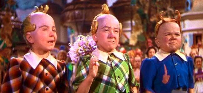 Wizard of Oz Actress Says Jerry Maren Wasn t Last Munchkin After All