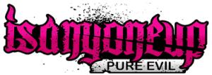 Is Anyone Up Logo