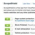Review: ScrapeShield by Cloudflare