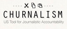 Churnalism Logo