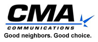CMA Communications Logo
