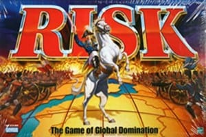 Risk-The game of Global Domination