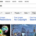 Hands on with Bing's Licensed Image Search