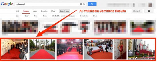 Google Red Carpet Image