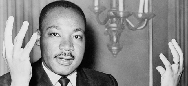 Copyright and the Legacy of Dr. Martin Luther King Jr. Image