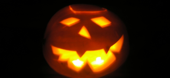 Limited Posting Through Halloween