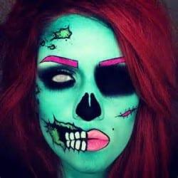 Samantha Ravndahl Zombie