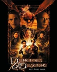 D&D Movie Poster