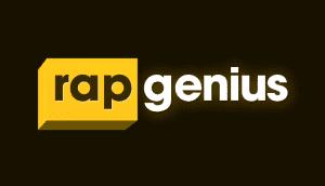 Rap Genius Logo