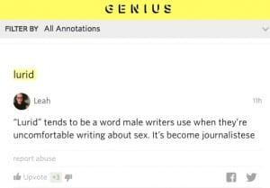 Genius Sample Image