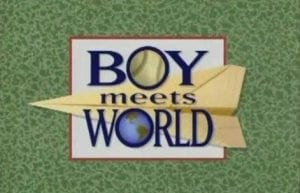 Boy Meets World Logo