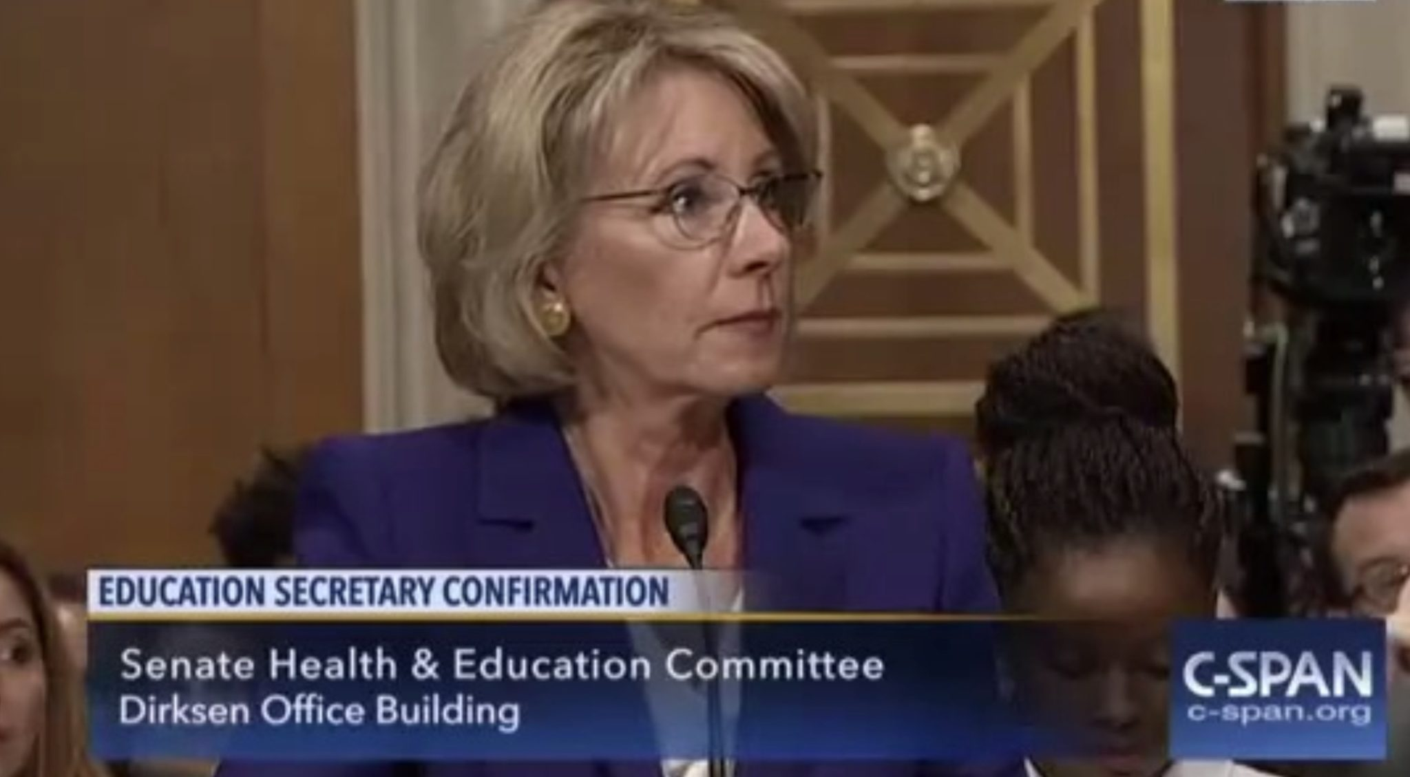 The Betsy Devos Plagiarism Scandal Image