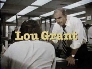 Lou Grant Title Card