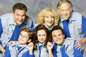 Goldbergs Cast Image