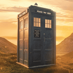 Modern TARDIS Image