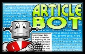 ArticleBot Logo