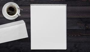 Writing Pad Image