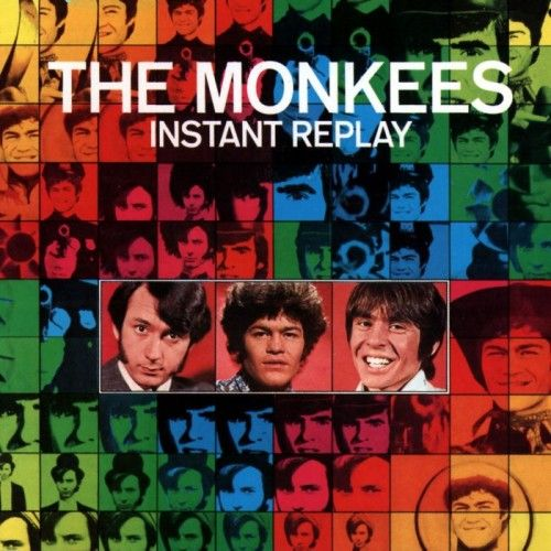 Monkees Album Cover