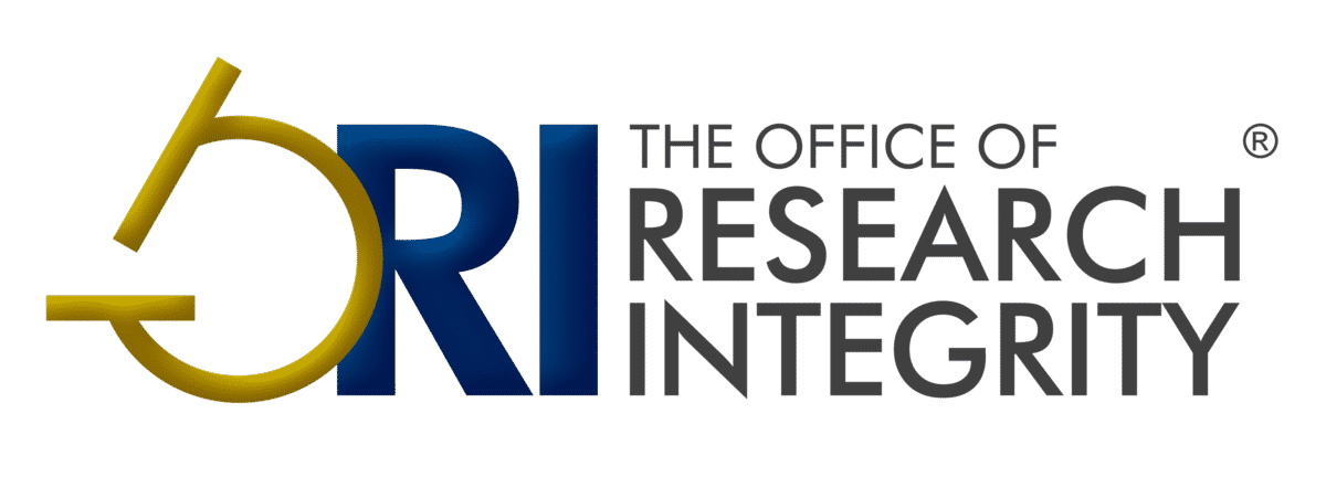 Office of Research Integrity logo