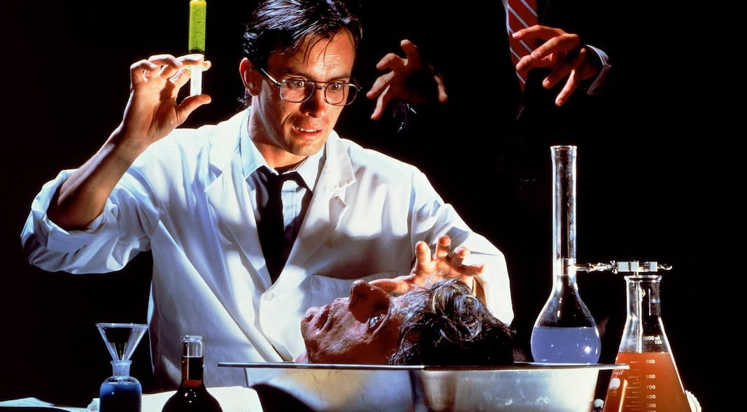 Plagiarism in Pop Culture: Re-Animator Image