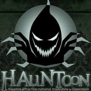 Hauntcon Logo