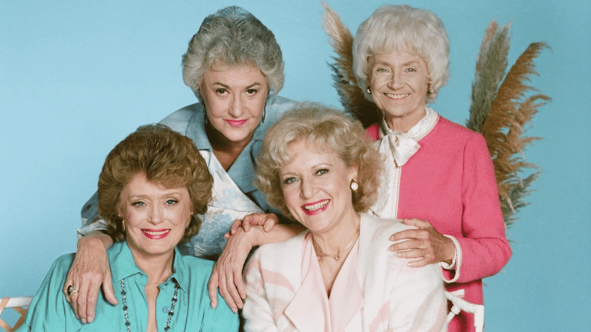 Plagiarism in Pop Culture: The Golden Girls Image